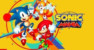Sonic Mania Plus Announced, coming Summer 2018