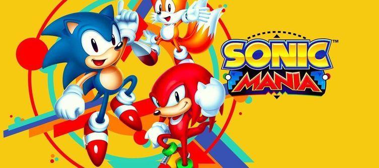 Sonic Mania Plus Announced, coming Summer 2018