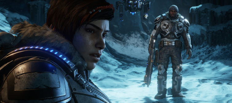 Gears 6 will take inspiration from the Handmaid's Tale