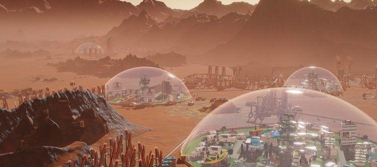Surviving Mars Evans Update Patch Notes