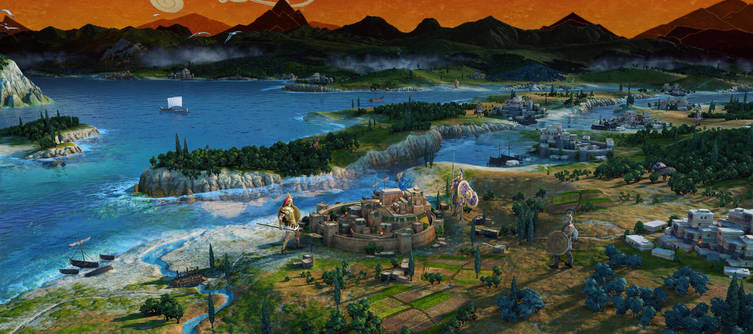 Total War Saga: Troy's 2020 Roadmap Reveals Multiplayer Release Date and Winter DLC