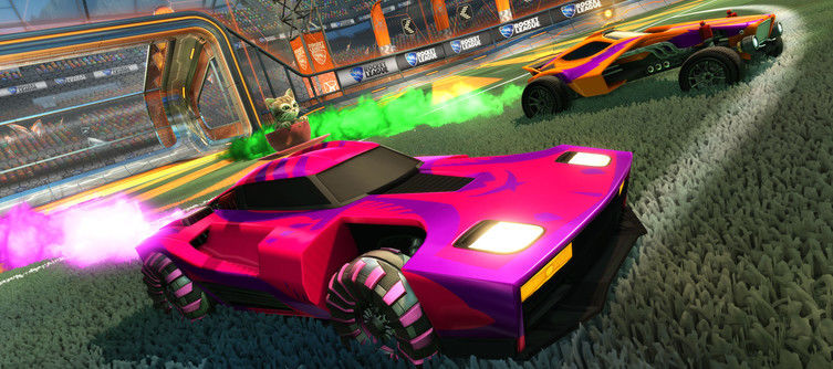 Rocket League Patch Notes - Patch 1.75 Released