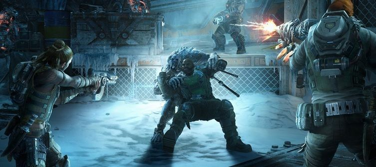 Gears 5 Escape Mode was almost in Gears of War 4