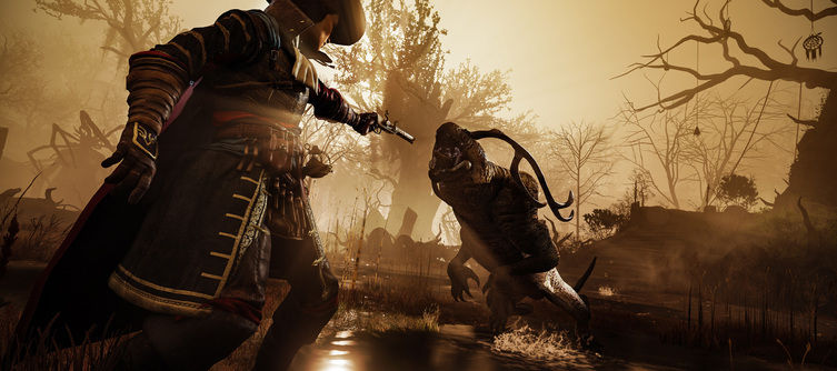 Greedfall's Bug-fixing Update coming soon