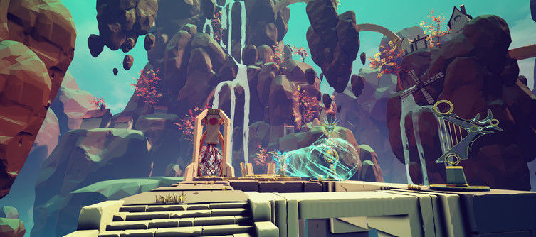 Puzzle Game The Sojourn Gets September Release Date