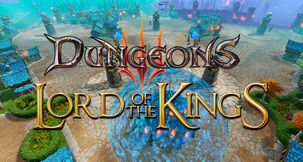Final Dungeons 3 DLC 'Lord of the Kings' Available Now