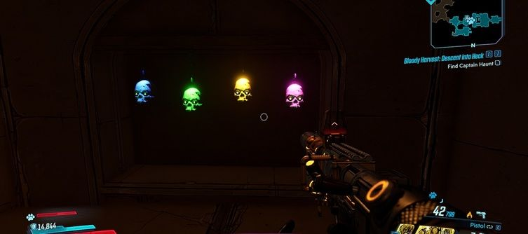 Borderlands 3 Easy As Pumpkin Pie Challenge - How to Solve the Skull Puzzle?