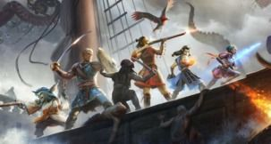 Pillars of Eternity 2: Deadfire - Critical Role Cast DLC Portraits Revealed