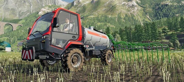 Farming Simulator 19 Alpine Farming Expansion Launching This November, Pre-orders Live