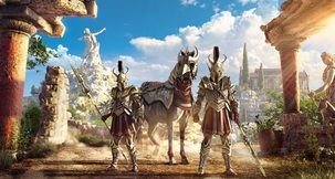 Assassin's Creed Odyssey September Update Adds Discovery Mode and More