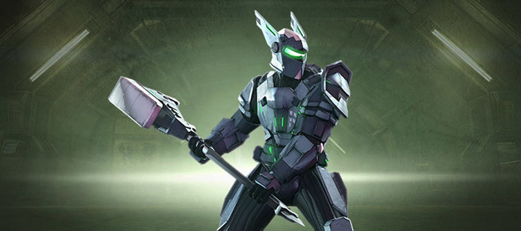 Defiance 2050 Crusader Class brings a melee-focused character this Fall