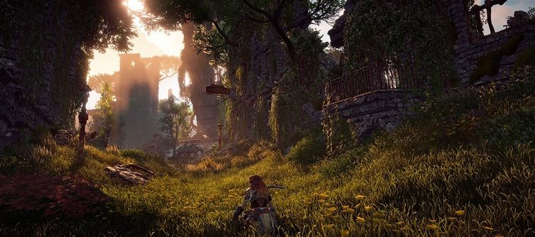 Horizon Zero Dawn PC Patch Notes - 1.01 Adds Fixes for Save Game Problems and Crashes