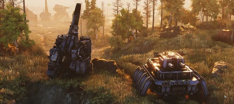 Iron Harvest Roadmap - September Brings Co-op, New Maps and Ranked Mode