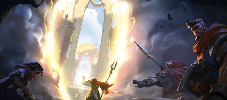 Albion Online's Rise of Avalon Update Adds New Roads, Environment and More in August