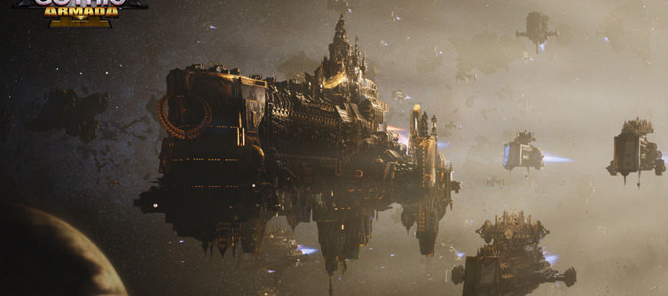 Battlefleet Gothic: Armada 2 - Battle Overview Trailer Part 2