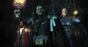 Warhammer 40,000 Eisenhorn TV Series Is In Development