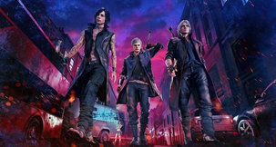 Devil May Cry 5 Save Game Location on HDD