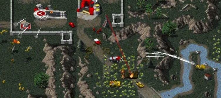 Command & Conquer Remastered confirms Dinosaur Secret Levels
