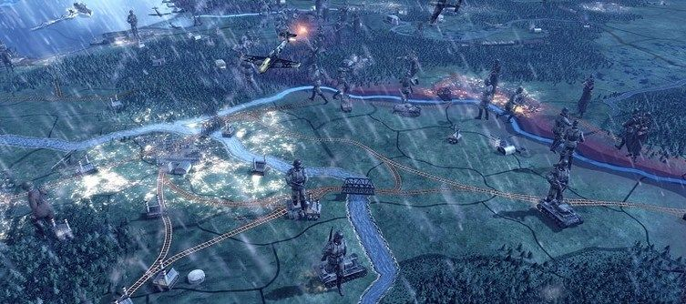 Hearts of Iron IV: No Step Back Release Date Slated for November, Introduces New National Focus Trees, Railway Guns, and More