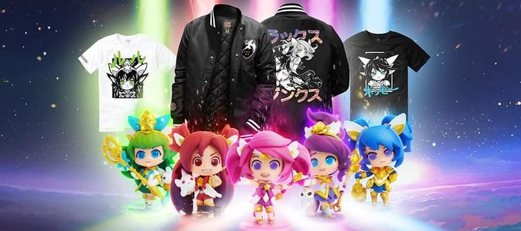 League of Legends Goes Full Star Guardian With New Skins, Gamemodes and Merch