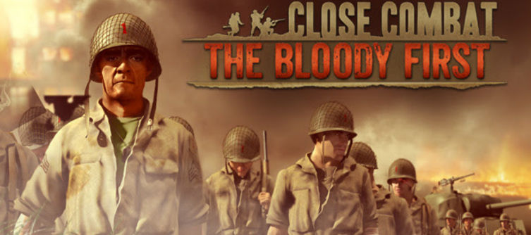 Watch the First Trailer for Close Combat: The Bloody First