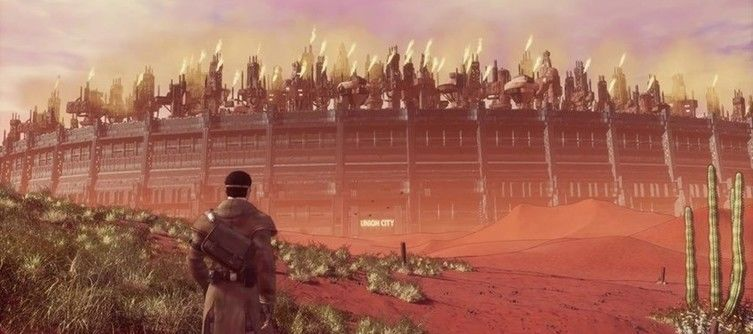 Beyond a Steel Sky Releasing Winter 2019, says Charles Cecil