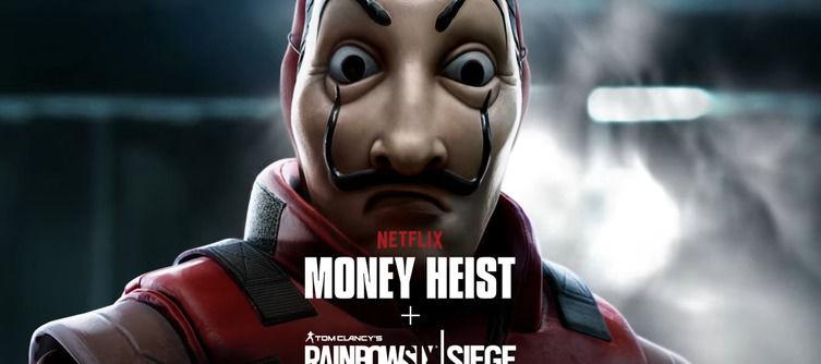 Rainbow Six Siege Netflix Money Heist Event Start Times