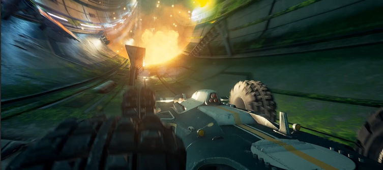 GRIP: Combat Racing Introduces Split-Screen