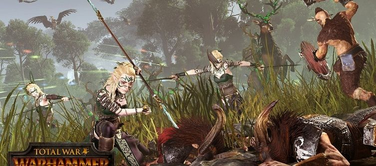 Total War: Warhammer 2's Wood Elves Lord Pack DLC Coming in December