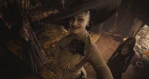 Resident Evil Village Lady Dimitrescu - What We Know About the Tall Vampire Lady