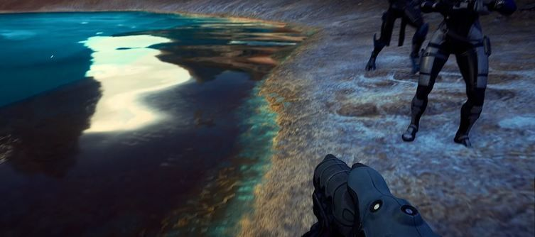 Play Mass Effect Andromeda in full first-person mode