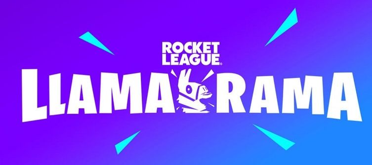 Fortnite and Rocket League Llama-Rama Crossover Event Kicks Off this Weekend