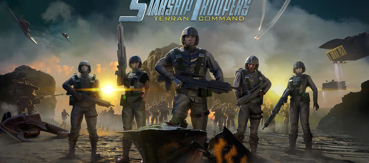 Starship Troopers - Terran Command Release Date - Everything We Know