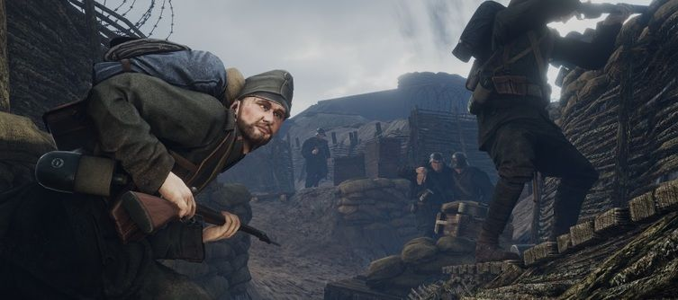 Historical Multiplayer FPS Tannenberg adds Ukraine Map