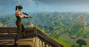 Fortnite Snipers Only Mode Is Here, Not Going As Planned