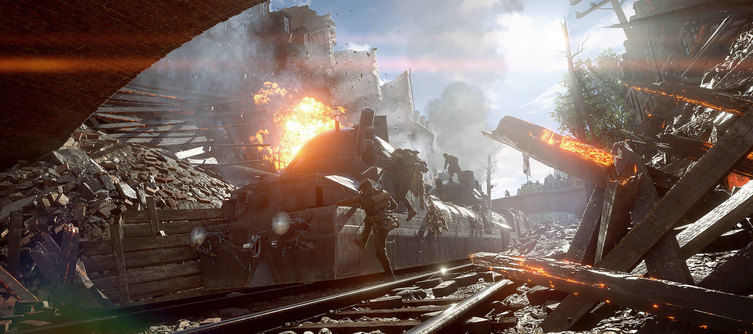 Battlefield 1 Will Finally Include The Operations Gamemode In The Server Browser Today