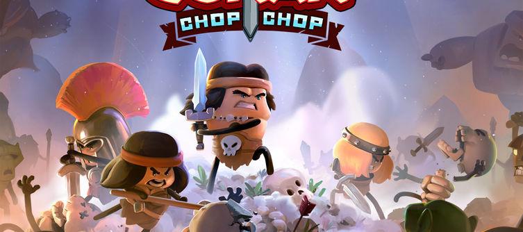 Funcom Pushes Conan Chop Chop Release to Q2 2020