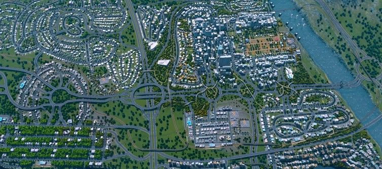 Cities: Skylines - How To Rotate Objects