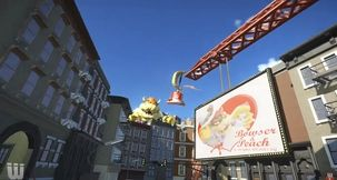 Super Mario Odyssey Comes To PC Thanks To An Elaborate Planet Coaster Creation