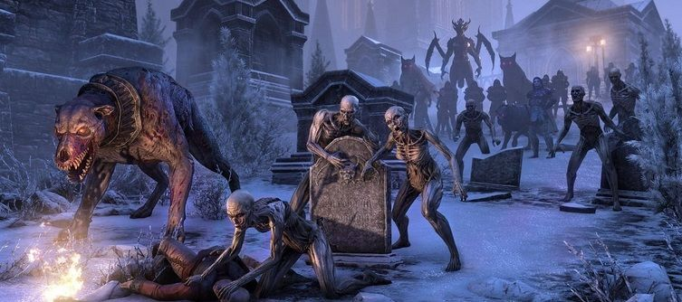 ESO Patch Notes - Update 27 and Stonethorn DLC Bring New Dungeons, Homestead Pathing