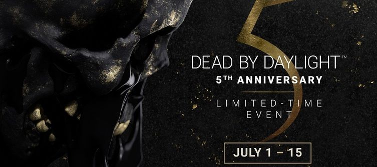 Dead by Daylight 5th Anniversary Event - Start and End Date