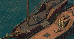 Pillars of Eternity II: Deadfire How To Rescue Rum Dumb From Jail