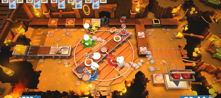 """Overcooked! 2 Will Receive Some """"Free-zing"""" DLC Soon"""
