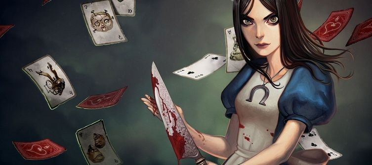 American McGee Confirmed to Be Working on Alice 3 Story, Art and Design