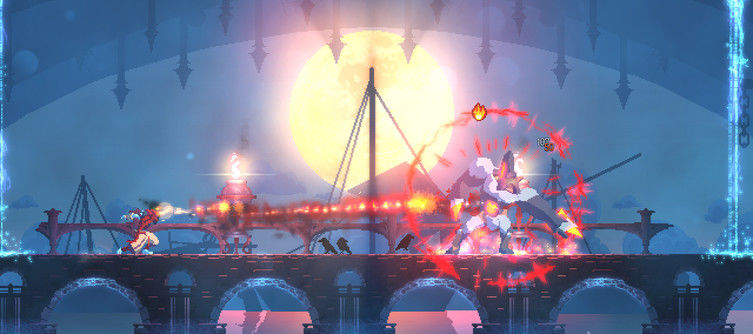 """Dead Cells Will Get """"at least two more years"""" of DLC, Then Possibly A Sequel"""