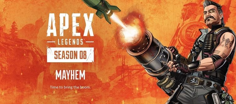 Apex Legends Season 8 Release Date - What We Know About When It Starts, Ends, Fuse, New Weapons and More