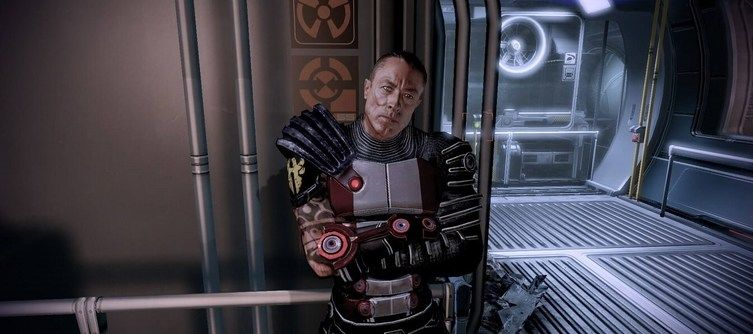 Mass Effect 2 First Person Mod turns the game a bit Anthem