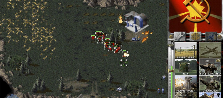 Here Is Our First Look at Command and Conquer Remastered's FMVs