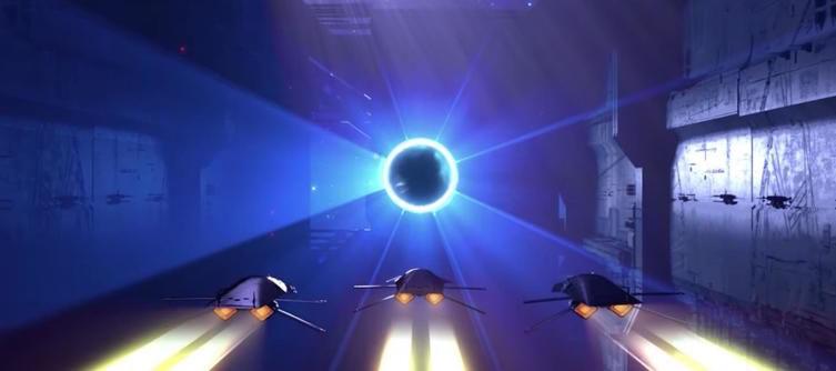 Homeworld 3 revealed, crowdfunding campaign sets $1 goal