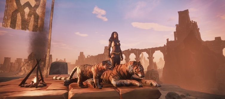 Conan Exiles Mounts Arriving In December Alongside Riders of Hyboria DLC